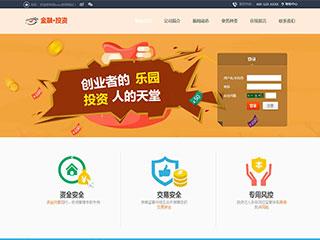金融、投资行业网站亚博国际app官网