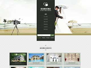 婚礼、婚庆行业网站模板