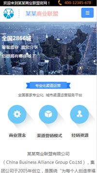 商业服务网站建设-商业服务网站模板-商业服务网站设计