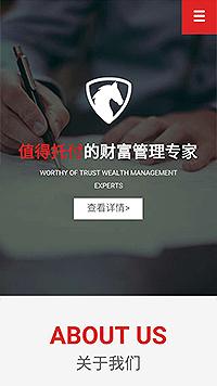 投资企业网站模板-金融公司网站模板-投资公司网站建设-金融企业网站开发-投资企业网站制作