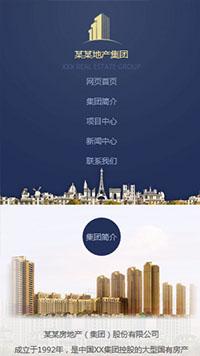 房地产网站设计-房产网站建设-房地产网站开发-房地产网页设计-房产网站制作
