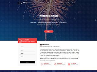 贸易网站设计|9274